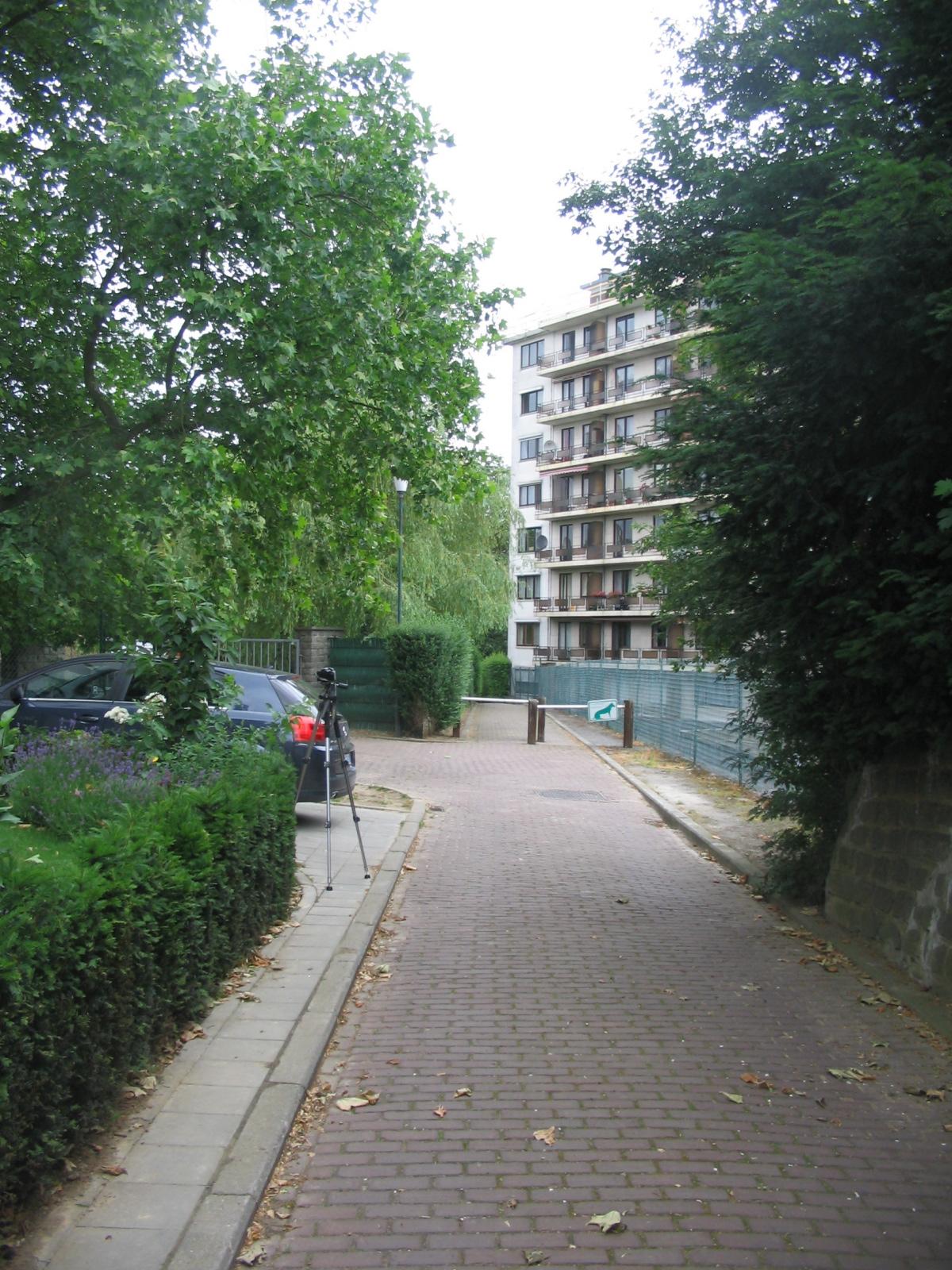Petite rue de l'Hôpital., 2006