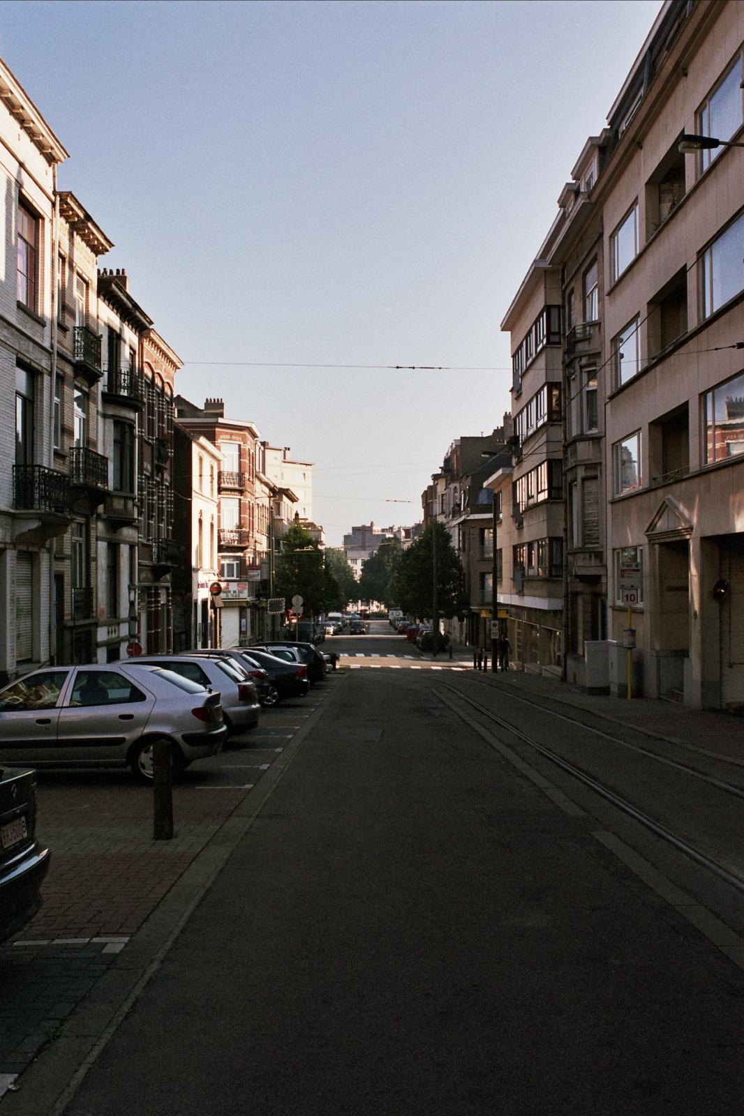 Rue Georges et Jacques Martin., 2005