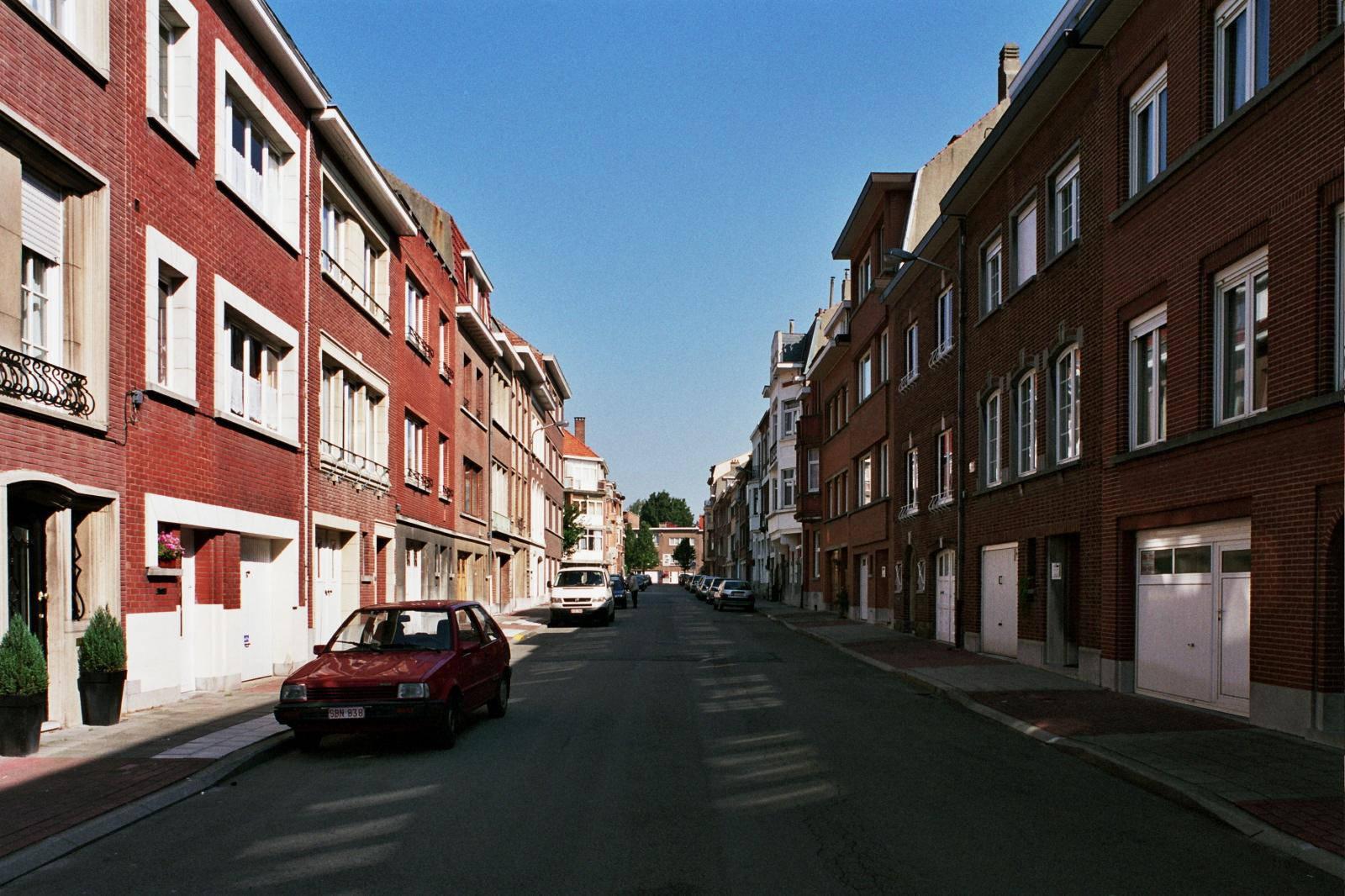 Georges Medaetsstraat., 2005