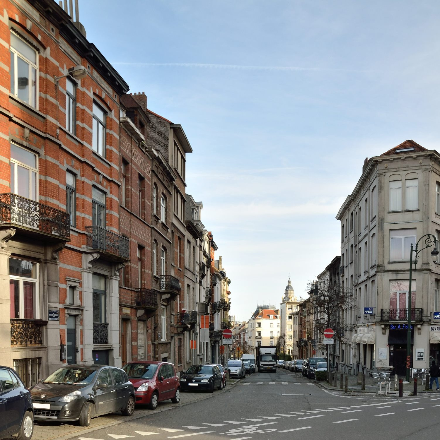 Rue Arthur Diderich, 2016