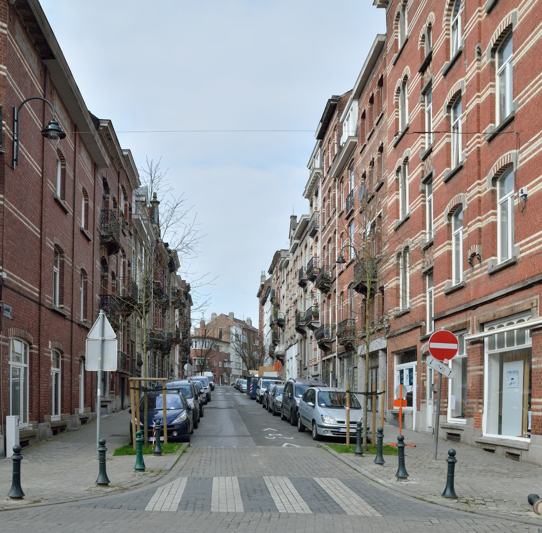 Rue Vanden Corput , 2016