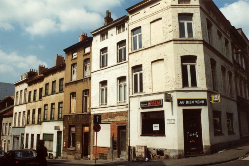 Rue de la Prairie 2 à 12 (photo 1993-1995).