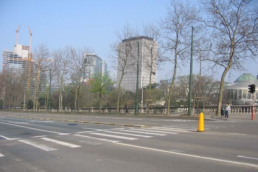 Avenue Victoria Régina vue depuis la rue Royale., 2005